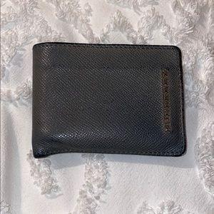 Authentic Burberry wallet men's